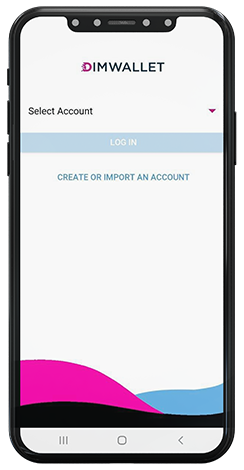 DIMWALLET Developed by Business Software India