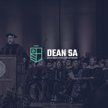 "DEAN SA is an innovative student payment initiative which recognizes and addresses the challenges faced by the ""missing few"". Students who are not capable of paying a lump sum towards their tuition fees and do not meet the requirements to qualify for NSFAS (The National Student Financial Aid Scheme)."