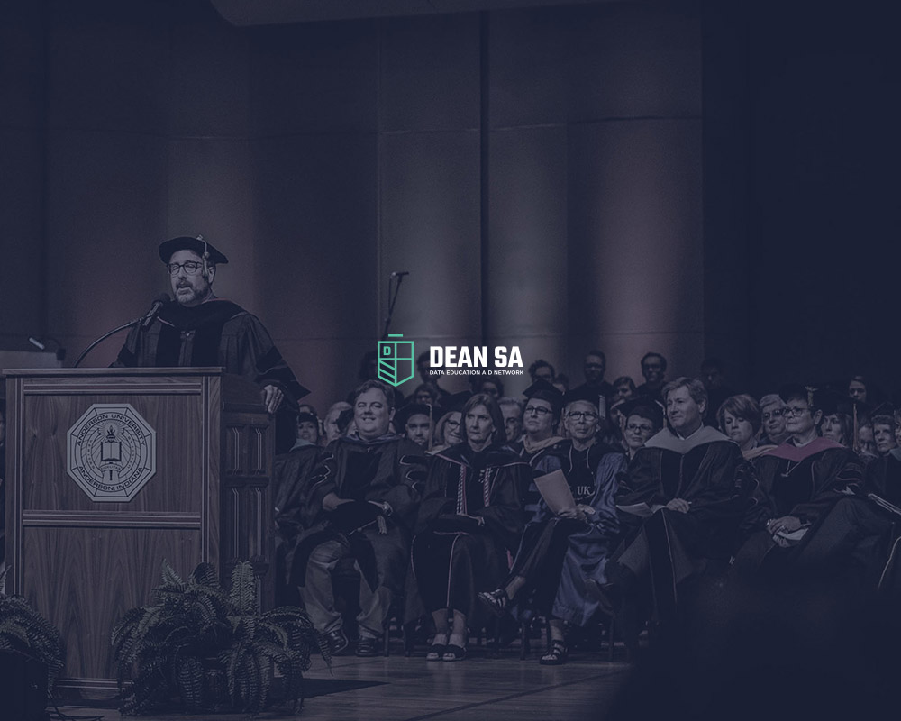 """DEAN SA is an innovative student payment initiative which recognizes and addresses the challenges faced by the """"missing few"""". Students who are not capable of paying a lump sum towards their tuition fees and do not meet the requirements to qualify for NSFAS (The National Student Financial Aid Scheme)."""